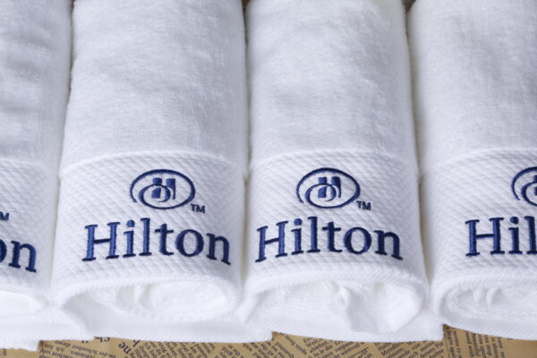 hotel hand towels